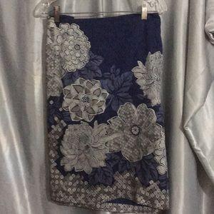 Talbot skirt